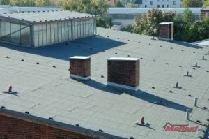 What is a Commercial Roof?