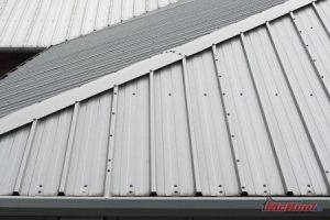 Metal Roof That Could Benefit From Polyurea Roof Coatings