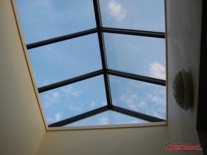 Skylight Window After Skylight Window Replacement
