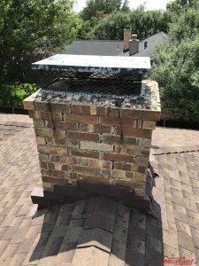 Chimney Needing Chimney Repair