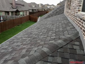 Roof After Asphalt Shingle Repair