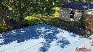 Radiant Barrier Sheathing Installation